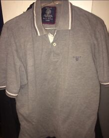 Authentic Gant Tshirt size large