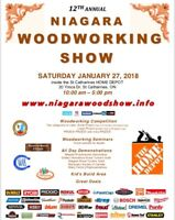 12th annual Niagara Woodworking Show