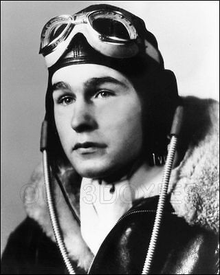 George H W Bush Photo 8X10   Wwii  Navy Pilot President  Buy Any 2 Get 1 Free