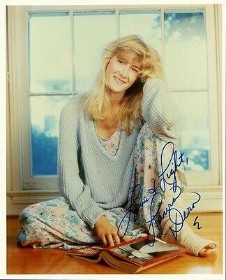Pretty Laura Dern Signed Photo
