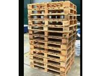 Pallets standar and euro