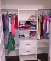 Closet Organizers lowest  price
