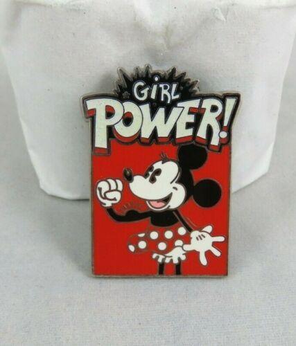 Walt Disney World Pin - Minnie Mouse - Girl Power!