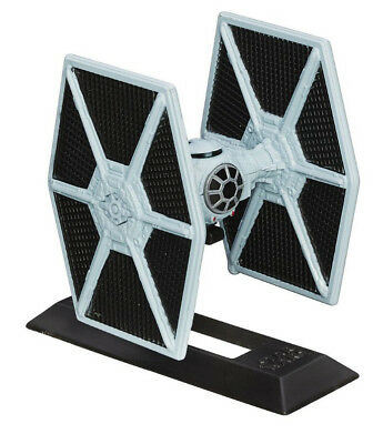 STAR WARS BLACK SERIES TITANIUM DIE CAST  Classic Tie Fighter -  (Star Wars Black Series Titanium Tie Fighter)