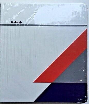 Tektronix 11801c Digital Sampling Oscilloscope Service Manual 070-9972-00 New
