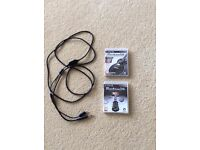 Rocksmith, Rocksmith 2014 and real tone cable (PS3)