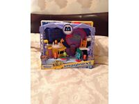 Monsters inc imaginext house