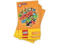 Lego Cards - Swaps