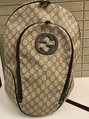 Gucci Backpack Mens