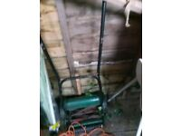 Qualcast Panther manual mower, good condition
