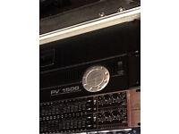 Peavey Amplifier PV 1500