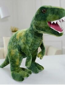 wholesale green cute dinosaur soft toy(35cm), high quality, perfect gift,CE Mark