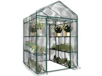 WANTED WALK IN PORTABLE GREENHOUSE.