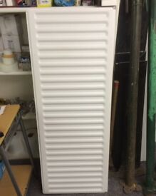 3 double panel convector radiators in excellent condition 41x21 £40 each or £90 for all 3