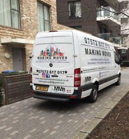 Removals - Man & Van - House Clearances