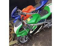 2 mini motos