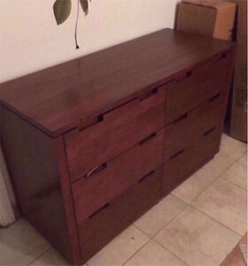 FREEDOM FURNITURE HOLLAND 6 DRAWER DRESSER Chester Hill Bankstown Area Preview