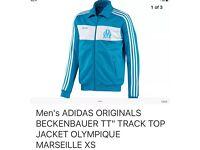 Men's adidas OM Marseille original jacket