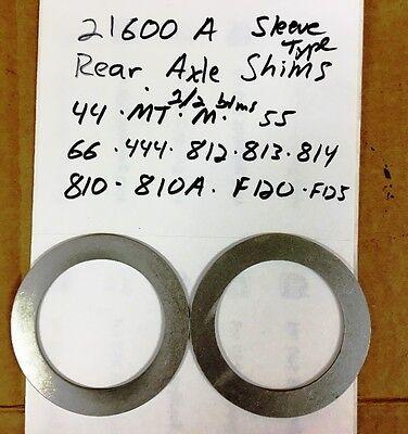 John Deere Plow Wheel Bearing Washers 21600a 44 Mt M 22b 810 812 F120 F45 825 55