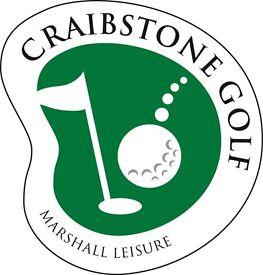 Green Keeper - Craibstone Golf Course