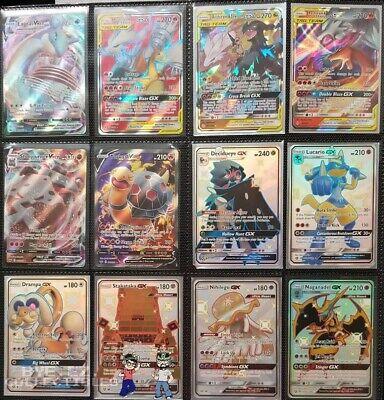 Pokemon Card 1 Random Ultra Rare Card or Better! EX GX Tag Team Rainbow