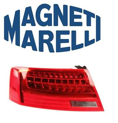 For Audi A5 Quattro RS5 S5 Left Outer Tail Light Assembly OEM Magneti Marelli