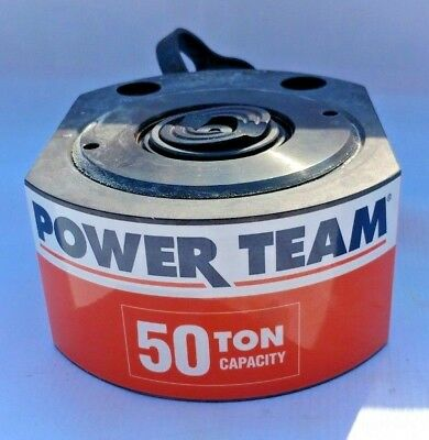 Spx Power Team Rls500s Cylinder 50 Ton 58 Stroke