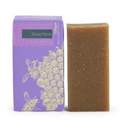 Natural Shampoo Bar Olive Castor Coconut Oil Honey Seaweed Best for Dry Hair