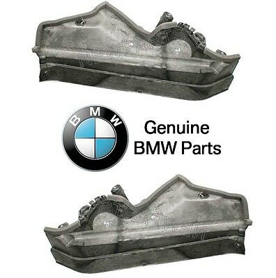 For BMW E70 X5 E71 X6 Pair Set of Rear Left&Right Engine Compartment Panels OES