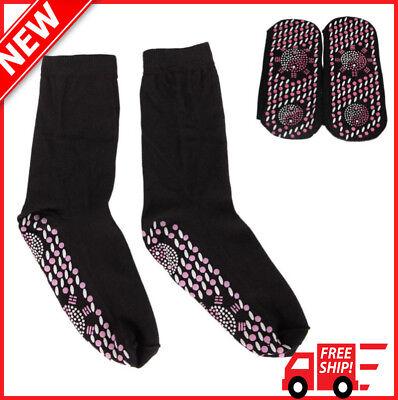 Best Winter Foot Warmer Women Men Self Heating Socks Help Warm Cold Feet
