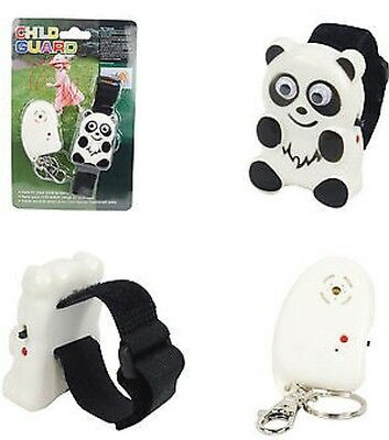 Electronic CHILD GUARD Personal Security Alarm Dog Cat Safety Kid Leash Tracker