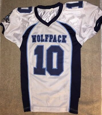 Youth Sz Small - Wolfpack  Football Jersey - Halloween Costume - Wolf Pack Costume