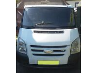 2007 Transit SWB 2.2 Diesel, 10 Months MOT, good all round, REDUCED FOR QUICK SALE, NOW ONLY £2450