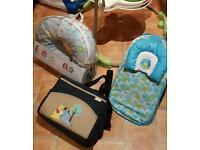 Baby accessory bundle