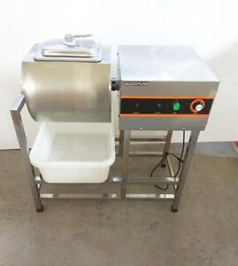 220v Meat Poultry Tumbler Marinator Mixer Machine 170674