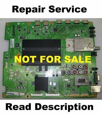 REPAIR SERVICE ONLY! LG EBR61105402 (EAX63333404(0)) Main Board for 42LV5500-UA