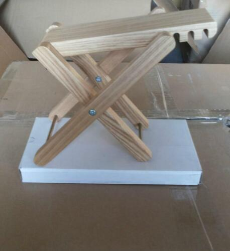 Guitar Classical Wooden Footstool Pedal