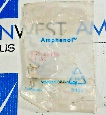 Amphenol 000-68175 Rf Connector Coaxial Connector New