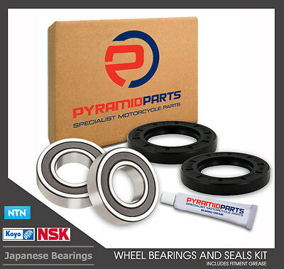 <em>YAMAHA</em> YZ125 YZ250 YZ450 F 2T 4T FRONT WHEEL BEARINGS AND SEALS KIT