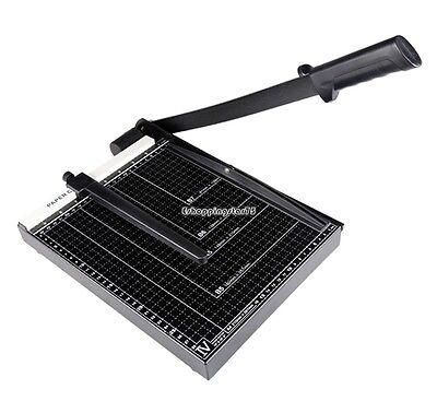 Profession Black A4 Paper Cutter Trimmer Scrap Booking Metal Base