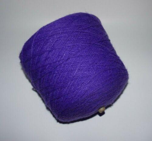 13oz. Cone, Sparkle, 2/12, Grape, Orlon Acrylic,Crochet/Knitting Yarn