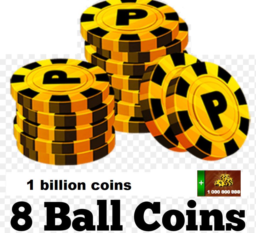 Computer Games - 💯Legit 1 Billion 8 Ball coins billard online Pool game app PC read description