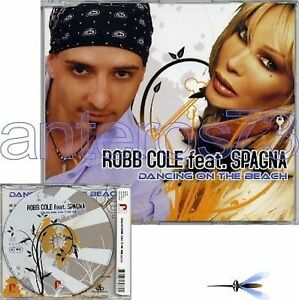 ROBB-COLE-feat-IVANA-SPAGNA-034-DANCING-ON-THE-BEACH-034-CDs