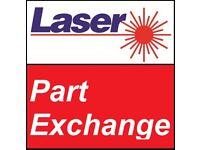 Part Exchange Your Laser Sailing Boat/Dinghy