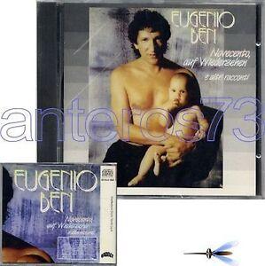 EUGENIO-BENNATO-034-NOVECENTO-034-RARO-CD-TONY-ESPOSITO