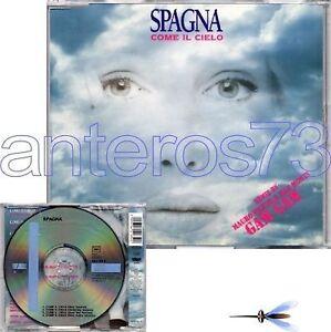 SPAGNA-034-COME-IL-CIELO-034-RARO-CDsingolo-REMIX-GAM-GAM