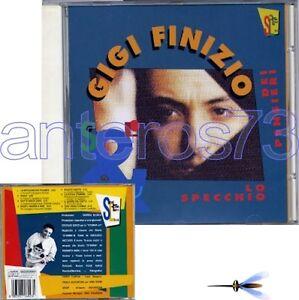 Gigi finizio lo specchio dei pensieri raro cd 1995 ebay - Lo specchio dei pensieri gigi finizio ...