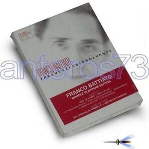 """FRANCO BATTIATO """"FREQUENZE & DISSOLVENZE"""" RARO 2 CD DVD FUORI CAT - SIGILLATO - Italia - L'oggetto può essere restituito - Italia"""