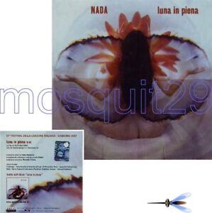 NADA-034-LUNA-IN-PIENA-034-RARO-CDsingolo-PROMO-SANREMO