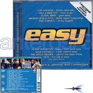 ONE-SHOT-EASY-RARO-CD-2001-FUORI-CATALOGO